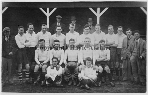 Image: Team of 1934